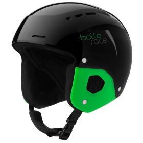 Bollé kask narciarski Quickster Shiny Black Green 52-55 cm, BEZPŁATNY ODBIÓR: WROCŁAW!