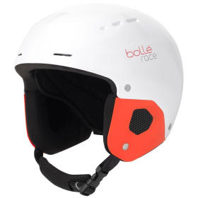 Bollé kask narciarski Quickster Shiny White Red 49-52 cm, BEZPŁATNY ODBIÓR: WROCŁAW!