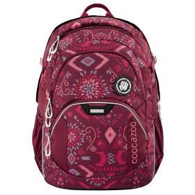 CoocaZoo plecak szkolny JobJobber2, Tribal Melange, BEZPŁATNY ODBIÓR: WROCŁAW!