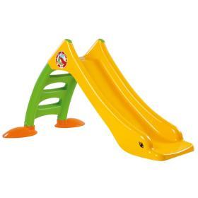 Dohany zjeżdżalnia wodna plastikowa żółta, BEZPŁATNY ODBIÓR: WROCŁAW!
