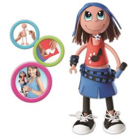 EDUCA Katie - zestaw stwórz swoją lalkę, BEZPŁATNY ODBIÓR: WROCŁAW!