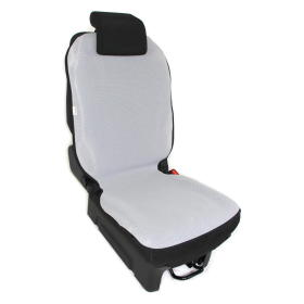 Emitex ochraniacz na fotelik samochodowy 3D szary, BEZPŁATNY ODBIÓR: WROCŁAW!