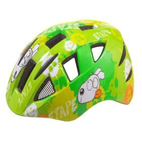 Etape kask rowerowy dziecięcy Kitty Zielony XS/S, BEZPŁATNY ODBIÓR: WROCŁAW!
