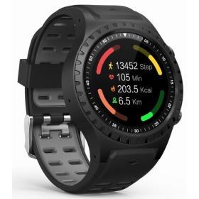 Evolveo smartwatch SportWatch M1S, czarny, BEZPŁATNY ODBIÓR: WROCŁAW!