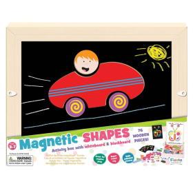 Fiesta Crafts Mozaika magnetyczna - kształty, BEZPŁATNY ODBIÓR: WROCŁAW!