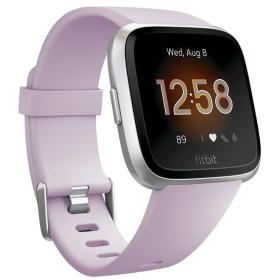 Fitbit smartwatch Versa Lite - Lilac/Silver Aluminum, BEZPŁATNY ODBIÓR: WROCŁAW!