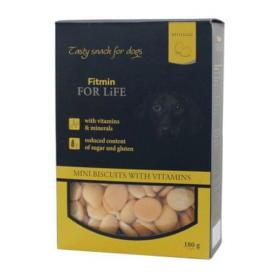 Fitmin Dog Biscuits mini 180 g, BEZPŁATNY ODBIÓR: WROCŁAW!