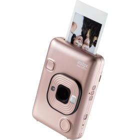 FujiFilm aparat do fotografii natychmiastowej Instax Mini LiPlay EX D Blush Gold, BEZPŁATNY ODBIÓR: WROCŁAW!
