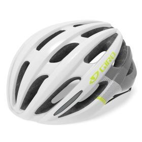 Giro kask rowerowy damski Saga White/Citron M 55-59, BEZPŁATNY ODBIÓR: WROCŁAW!