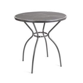 Happy Green stół ogrodowy stalowy ROUND 70x72, BEZPŁATNY ODBIÓR: WROCŁAW!