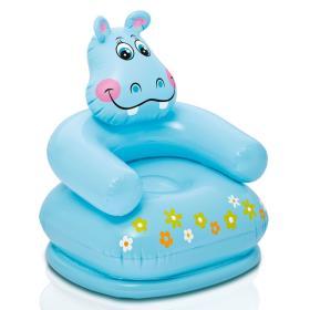 Intex 68556 Nadmuchiwany fotel - Hipopotam, BEZPŁATNY ODBIÓR: WROCŁAW!