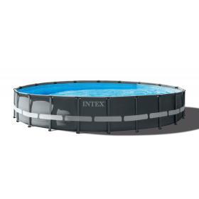 Intex basen Ultra Frame XTR 610 × 122 cm, filtr piaskowy, drabina (26334NP), BEZPŁATNY ODBIÓR: WROCŁAW!