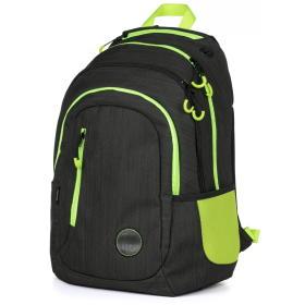 Karton P+P plecak szkolny OXY Campus black, BEZPŁATNY ODBIÓR: WROCŁAW!