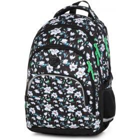 Karton P+P plecak szkolny OXY SCOOLER Flowers, BEZPŁATNY ODBIÓR: WROCŁAW!