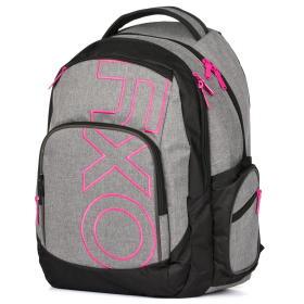 Karton P+P plecak szkolny OXY Style Grey Line Pink, BEZPŁATNY ODBIÓR: WROCŁAW!
