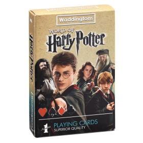 karty do gry Waddingtons: Harry Potter, BEZPŁATNY ODBIÓR: WROCŁAW!