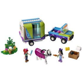 LEGO Friends 41371 Mia i przyczepa dla koni, BEZPŁATNY ODBIÓR: WROCŁAW!