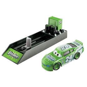 Mattel wyrzutnia z samochodem Auta 3 Brick Yardley, BEZPŁATNY ODBIÓR: WROCŁAW!