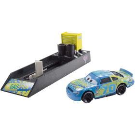 Mattel wyrzutnia z samochodem Auta 3 Floyd Mulvihill, BEZPŁATNY ODBIÓR: WROCŁAW!