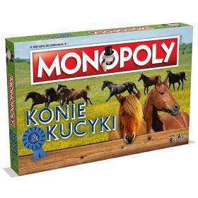 Monopoly: Konie i kucyki PL, BEZPŁATNY ODBIÓR: WROCŁAW!