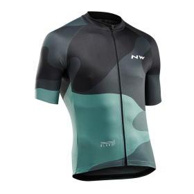 Northwave koszulka rowerowa męska Blade4Jersey Short Sleeves L Green, BEZPŁATNY ODBIÓR: WROCŁAW!