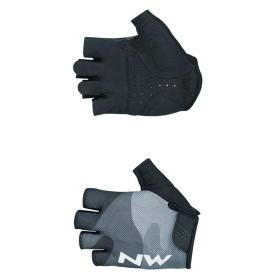 Northwave rękawiczki rowerowe Flag 3 Short Gloves L Black, BEZPŁATNY ODBIÓR: WROCŁAW!