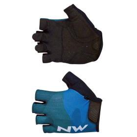 Northwave rękawiczki rowerowe Flag 3 Short Gloves L Blue, BEZPŁATNY ODBIÓR: WROCŁAW!