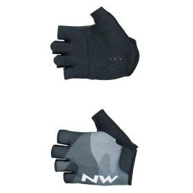 Northwave rękawiczki rowerowe Flag 3 Short Gloves M Black, BEZPŁATNY ODBIÓR: WROCŁAW!