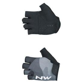 Northwave rękawiczki rowerowe Flag 3 Short Gloves XXL Black, BEZPŁATNY ODBIÓR: WROCŁAW!
