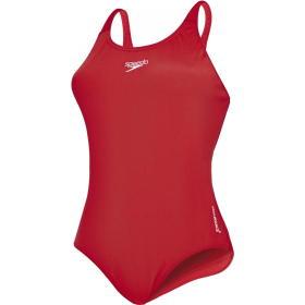 Speedo strój kąpielowy damski Endurance+ Medalist Usa Red/White 36, BEZPŁATNY ODBIÓR: WROCŁAW!