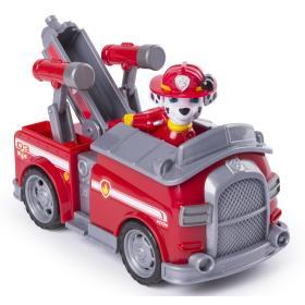 Spin Master pojazd ratunkowy Psi Patrol Marshall transforming fire engine, BEZPŁATNY ODBIÓR: WROCŁAW!