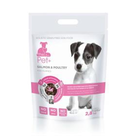 thePet+ karma dla psów 3in1 Dog SALMON & POULTRY Puppies, 2,8 kg, BEZPŁATNY ODBIÓR: WROCŁAW!