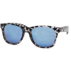 Vans okulary przeciwsłoneczne męskie Mn Spicoli 4 Shades Black Tortoise/Blue, BEZPŁATNY ODBIÓR: WROCŁAW!