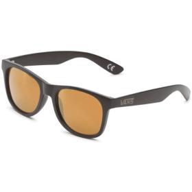 Vans okulary przeciwsłoneczne męskie Mn Spicoli 4 Shades Matte Black/Bronze, BEZPŁATNY ODBIÓR: WROCŁAW!