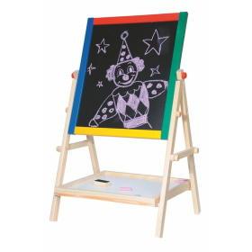 Woody Drewniana tablica z półką, BEZPŁATNY ODBIÓR: WROCŁAW!