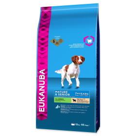 Eukanuba sucha karma dla psa Mature & Senior Lamb & Rice - 12 kg, BEZPŁATNY ODBIÓR: WROCŁAW!