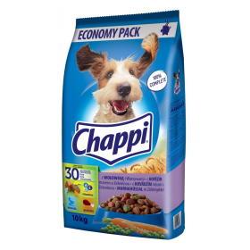 Chappi sucha karma dla psa z wołowiną - 10 kg, BEZPŁATNY ODBIÓR: WROCŁAW!