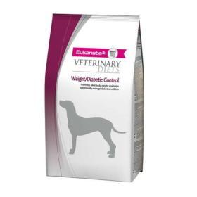 Eukanuba sucha karma dla psa VD Weight / Diabetic Control Dog - 1kg, BEZPŁATNY ODBIÓR: WROCŁAW!