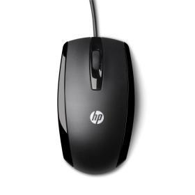 HP X500 mysz optyczna, czarna (E5E76AA), BEZPŁATNY ODBIÓR: WROCŁAW!