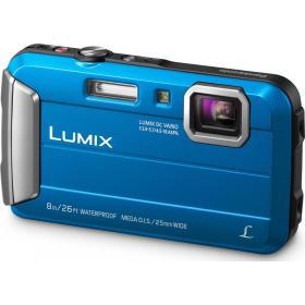 Panasonic Lumix DMC-FT30EP, Niebieski, BEZPŁATNY ODBIÓR: WROCŁAW!