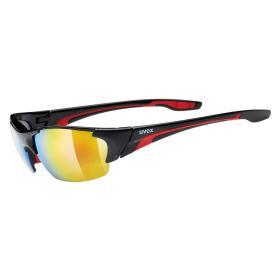 Uvex okulary przeciwsłoneczne Blaze III Black Red (2316), BEZPŁATNY ODBIÓR: WROCŁAW!