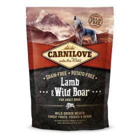 Carnilove Lamb & Wild Boar for Adult 1,5kg, BEZPŁATNY ODBIÓR: WROCŁAW!
