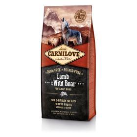 Carnilove Lamb & Wild Boar for Adult 12kg, BEZPŁATNY ODBIÓR: WROCŁAW!