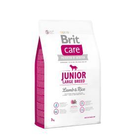 Brit Care Junior Large Breed Lamb & Rice 3kg, BEZPŁATNY ODBIÓR: WROCŁAW!
