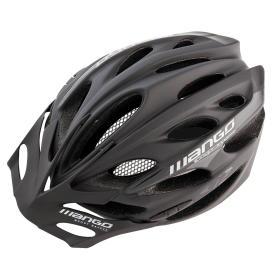 Mango kask rowerowy Magnitudo (52-58 cm) black matte, BEZPŁATNY ODBIÓR: WROCŁAW!