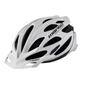 Mango kask rowerowy Magnitudo (52-58 cm) white matte, BEZPŁATNY ODBIÓR: WROCŁAW!