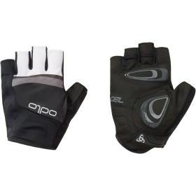 ODLO rękawiczki rowerowe Endurance Gloves short black - odlo graphite grey S, BEZPŁATNY ODBIÓR: WROCŁAW!