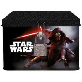Karton P+P Blaszane pudełko / skarbonka na kluczyk, Star Wars, BEZPŁATNY ODBIÓR: WROCŁAW!