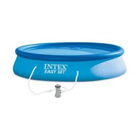 Intex basen rozporowy z filtracją kartuszową Easy Set 396 × 84 cm (28142NP), BEZPŁATNY ODBIÓR: WROCŁAW!