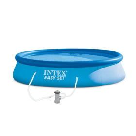 Intex basen rozporowy z filtracją kartuszową Easy Set 457 × 84 cm (28158NP), BEZPŁATNY ODBIÓR: WROCŁAW!